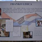 POLAČA, 01.05.2020., koronavirus 29. obljetnica pogibelji Franko Lisica iz Bibinja (24. 09. 1968.- 02. 05. 1991.) na brdu Štrkovaća iznad Polače...