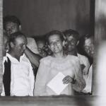 2_Ksenija Urličić na Raspivanom Bibinju 1980 - fotografija iz arhiva Općine Bibinje