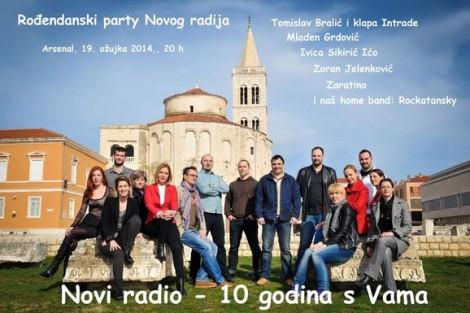 Ekipa Novog radija