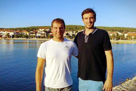 Branimir Vujevic i Roko Sikiric